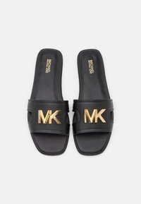 MICHAEL Michael Kors - KIPPY SLIDE - Mules - black - 4