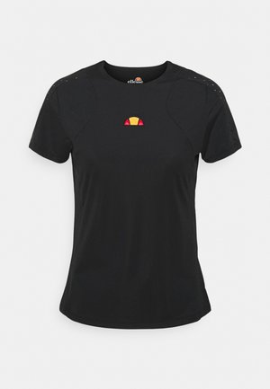 MONTIA TEE - Basic T-shirt - black