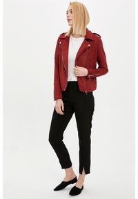 DeFacto - Light jacket - bordeaux - 1