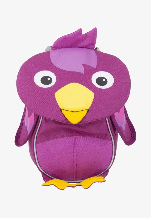 KLEINER FREUND VOGEL - Rucksack - purple