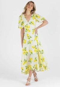 zibi London - RILEY - Day dress - gelb - 1
