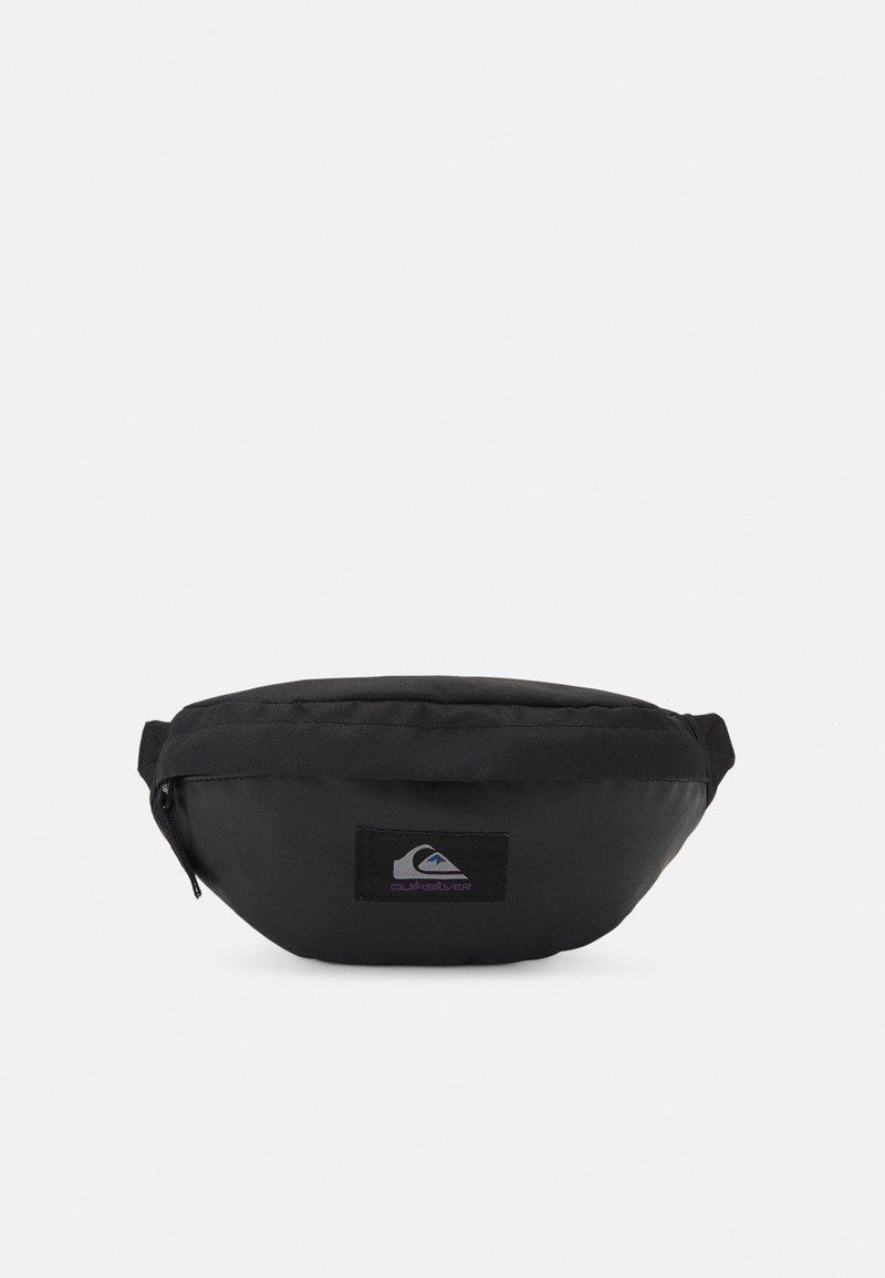 Quiksilver - PUBJUG UNISEX - Bum bag - true black