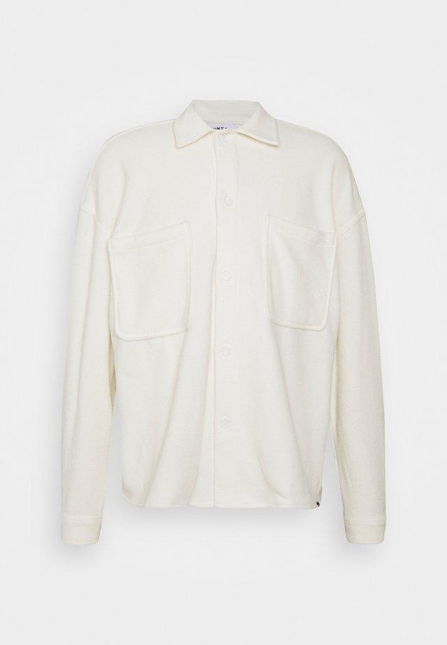 SHIRT - Overhemd - cream