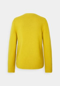 Marc O'Polo - LONGSLEEVE STAND UP - Jumper - mellow curry - 1