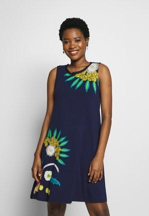 LOVE OTHERS - Jersey dress - navy