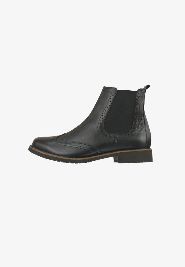 FILIPPO - Korte laarzen - schwarz