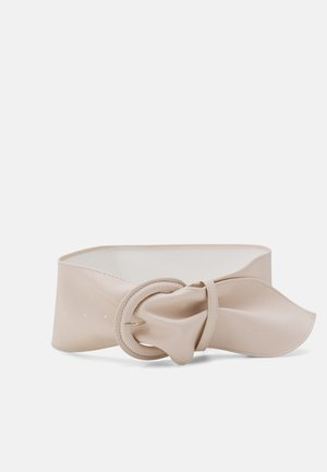 PCANDREA WAIST BELT - Midjebelte - cloud cream