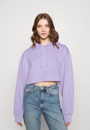 JOY HOODIE - Sweatshirt - purple