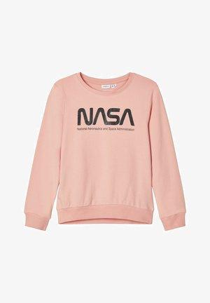 NASA - Sweater - mellow rose