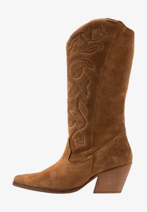 CENTA - Cowboystøvler - tan
