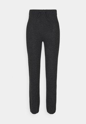 LONG PANTS - Kalhoty - graphite