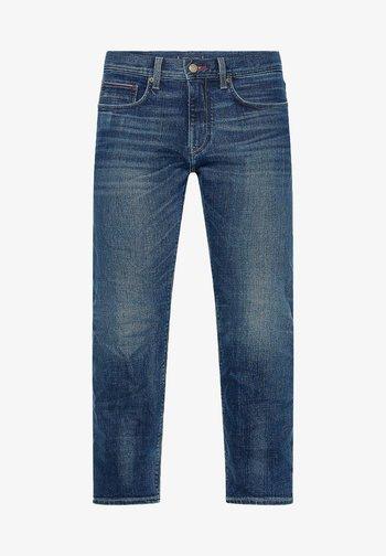 Straight leg jeans - one year worn