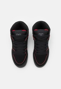 DC Shoes - PURE - Skate shoes - black/red/white - 3