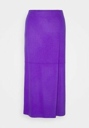 A-line skirt - pansy