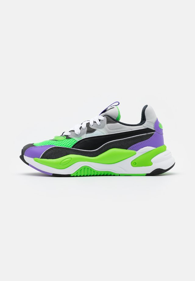 RS-2K INTERNET EXPLORING UNISEX - Zapatillas - dark shadow/fluo green
