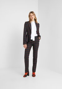 Mulberry - ASHLEY - Trousers - dark red - 1