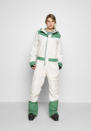 LAROSA ONE PIECE - Snow pants - white