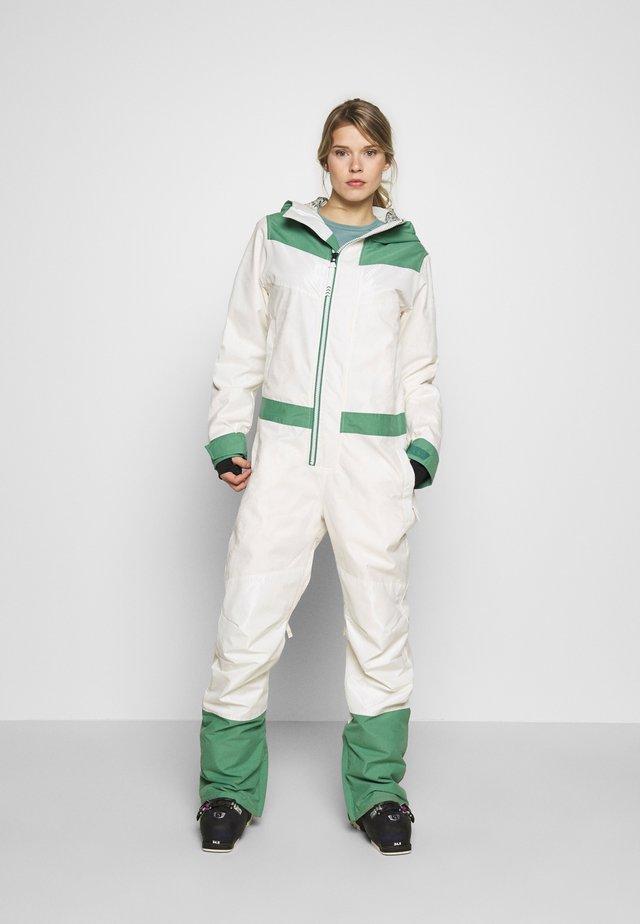 LAROSA ONE PIECE - Ski- & snowboardbukser - white