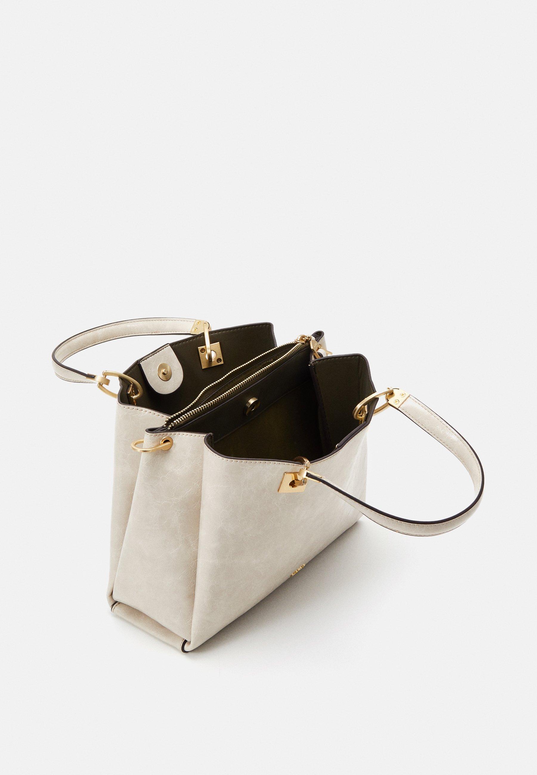 Parfois Shopper Bag Mimosa - Handtasche Ecru/offwhite