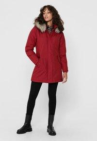 ONLY - ONLKATY  - Winter coat - chili pepper - 1