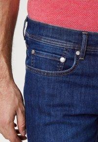 Pierre Cardin - VOYAGE LYON - Slim fit jeans - mid blue - 3