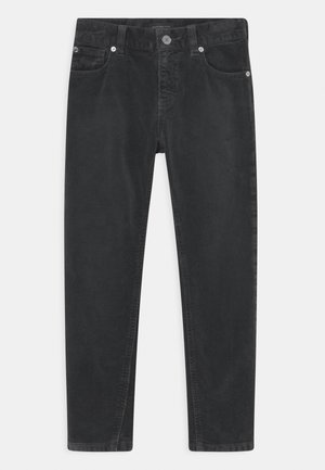 DEAN LOOSE TAPER - Trousers - antra