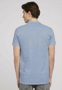TOM TAILOR DENIM - Polo - foggy blue - 2
