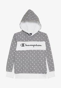 Champion - CHAMPION X ZALANDO HOODED - Hoodie - white - 3