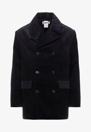 TIDE COAT - Cappotto corto - dark blue