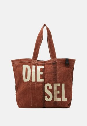 THISBAGISNOTATOY GRANYTO SHOPPER - Shopping bag - brown