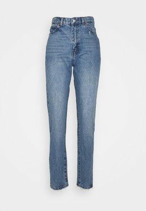 NORA - Straight leg jeans - blue jay
