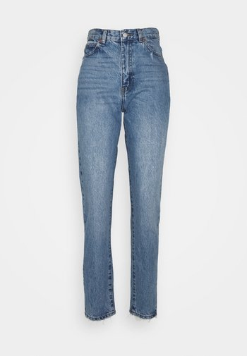 NORA - Jeans Tapered Fit - blue jay