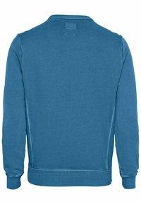 camel active - Sweatshirt - ocean blue - 6