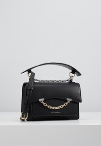 KARL LAGERFELD - SEVEN SHOULDERBAG - Across body bag - black - 0