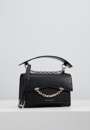 SEVEN SHOULDERBAG - Sac bandoulière - black