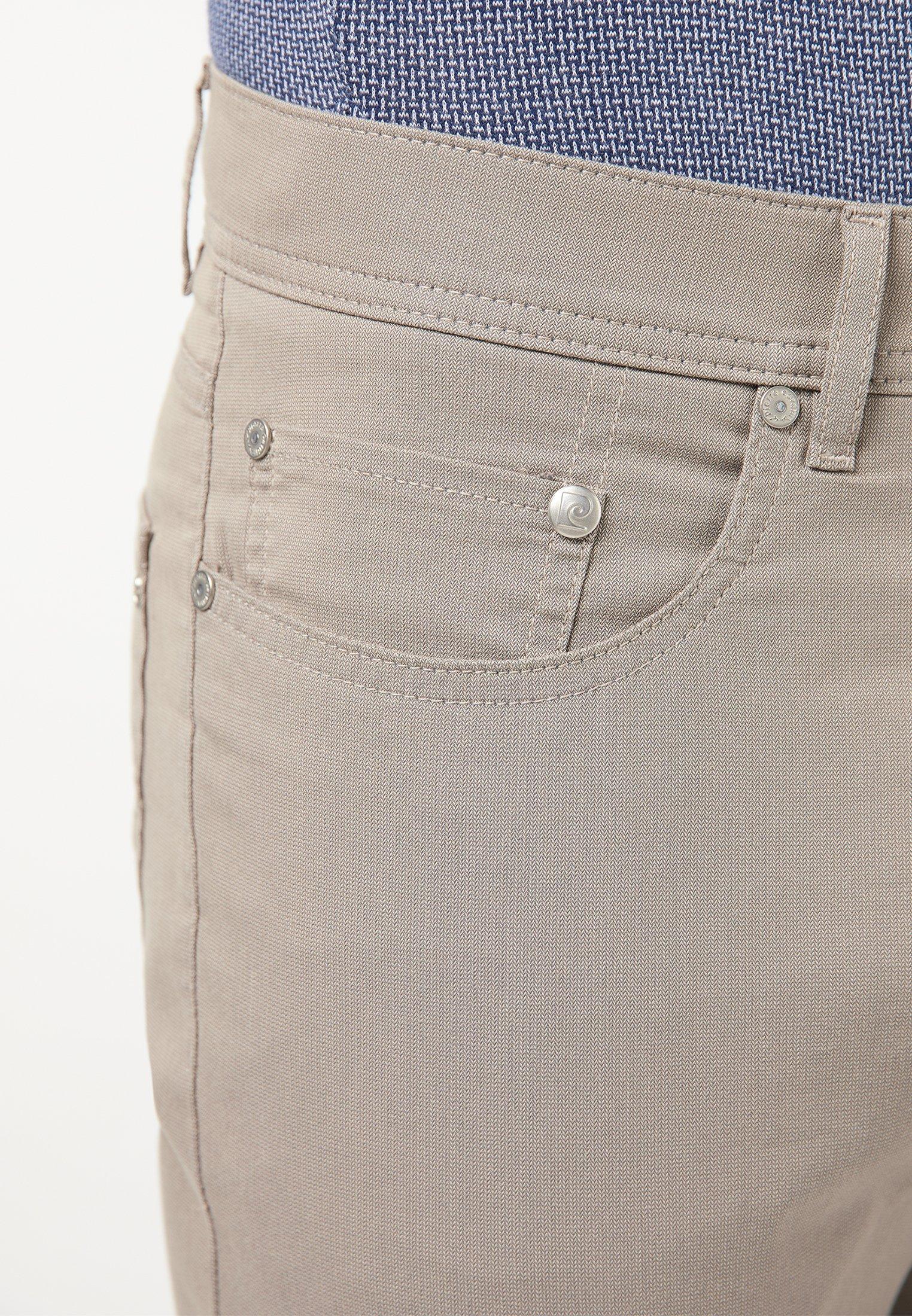 Pierre Cardin VOYAGE LYON - Trousers - beige