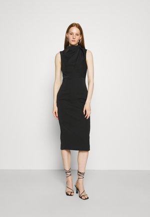 THE EDGE OF GLORY DRESS - Shift dress - black