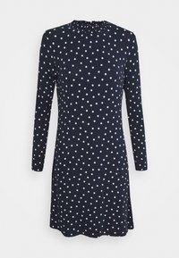 Marks & Spencer London - SPOT SWING - Jerseykjole - dark blue - 0