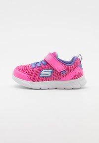 Skechers - COMFY FLEX - Tenisky - hot pink/purple - 0