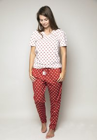 Happy Pijama - Fancy - Pyjama set - red - 1