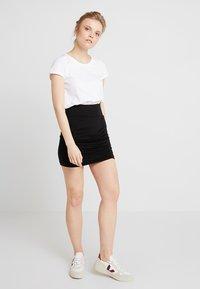 AMOV - ALMA BASIC TEE - T-shirt basic - white - 1