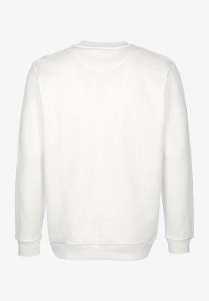 CREST - Sweatshirt - white