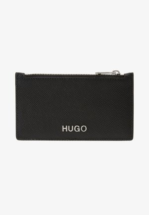 VICTORIA CARD PURS ZIP - Monedero - black
