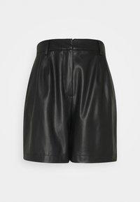 Vero Moda Petite - VMSOLAFIE - Shorts - black - 0