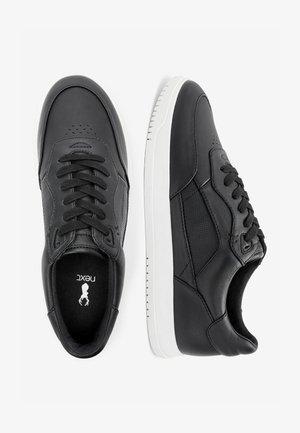 WHITE CHUNKY TRAINERS - Trainers - black