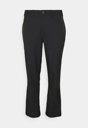 X PANT - Kalhoty - black