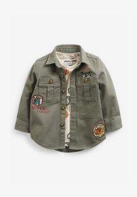 Next - SET - Shirt - khaki - 3