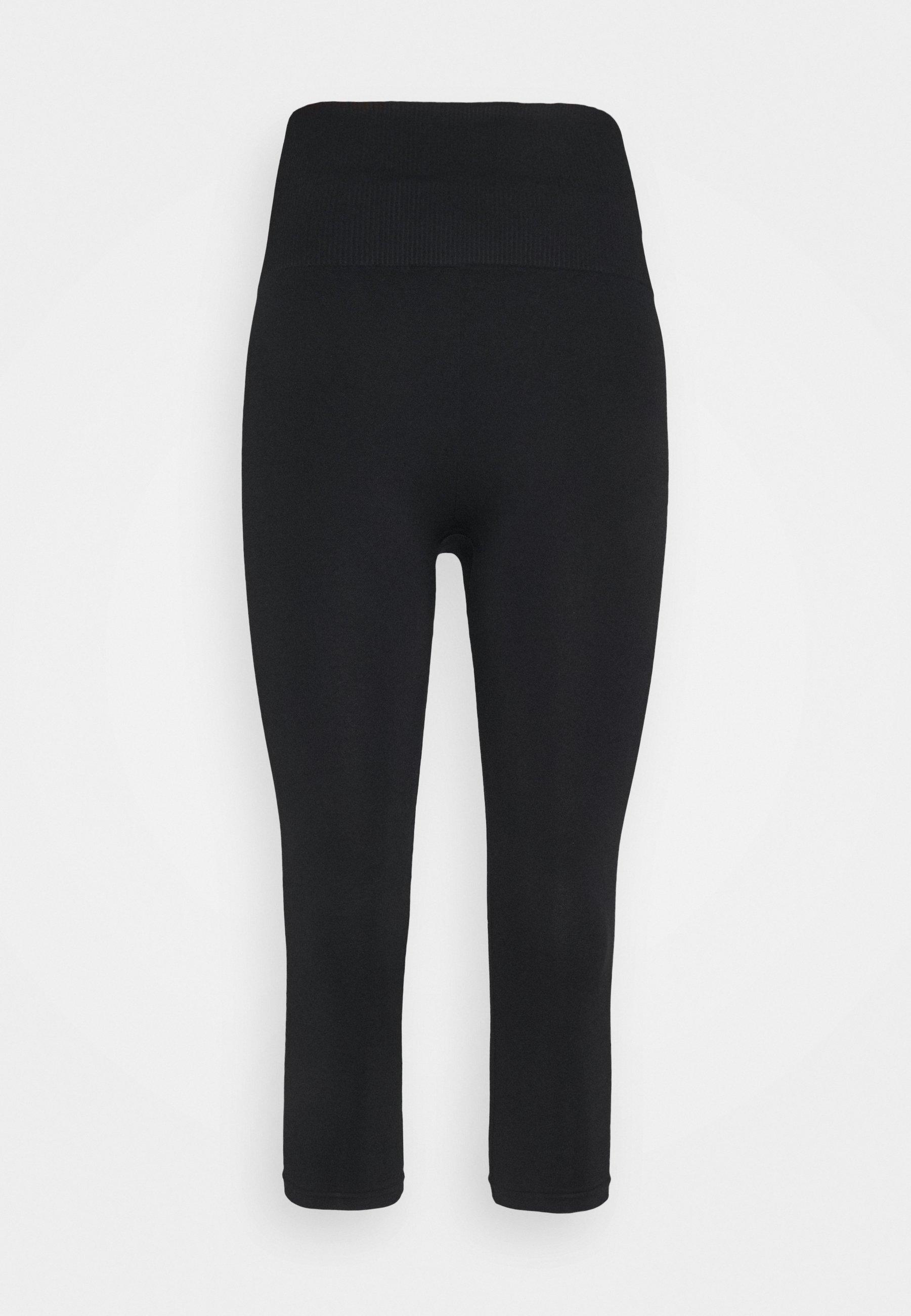 Femme HIGH WAIST 7/8 SEAMLESS LEGGINGS - Collants