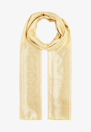 Scarf - goldenfarbe