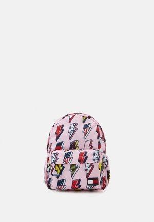 KIDS CORE MINI BACKPACK - Rygsække - pink